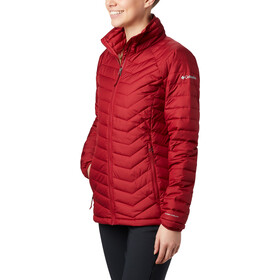 Columbia Powder Lite Jacket Women beet